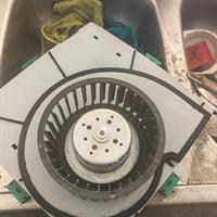 ventilatie na grondige reiniging